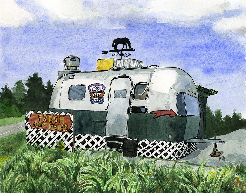Grazin' Wagon