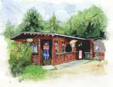 Riverview Snack Shack – Mattawa, ON