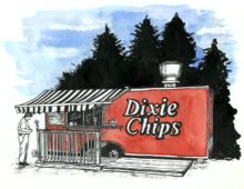 Dixie Chips – Portland, ON