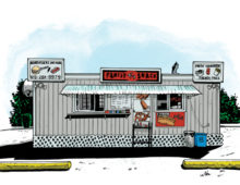 Family Fry Shack, Renfrew, ON