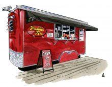 Freddie's Fries, Deep River, ON