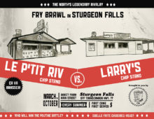 Le P'tit Riv and Larry's, Sturgeon Falls, ON
