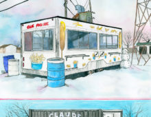 Claude's Chip Wagon, Ottawa ON