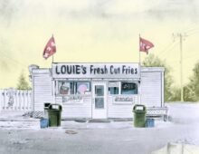 Louie's Fresh Cut Fries – Brantford, ON