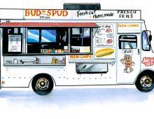 Bud the Spud – Halifax, NS
