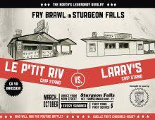 Le P'tit Riv and Larry's, Sturgeon Falls, ON