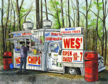 Wes' Chips, Arnprior ON