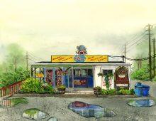 Tony's Chip Wagon, Richmond ON