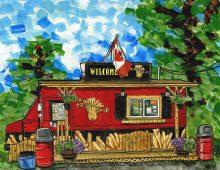 The Crispy Spud, Carleton Place, ON
