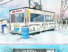 Claude's Chip Wagon, Ottawa ON