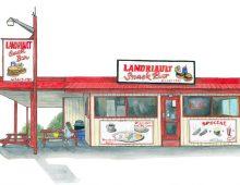 Landriault Snack Bar, Alfred ON