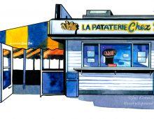 La Pataterie Chez Bob – Gatineau, Québec